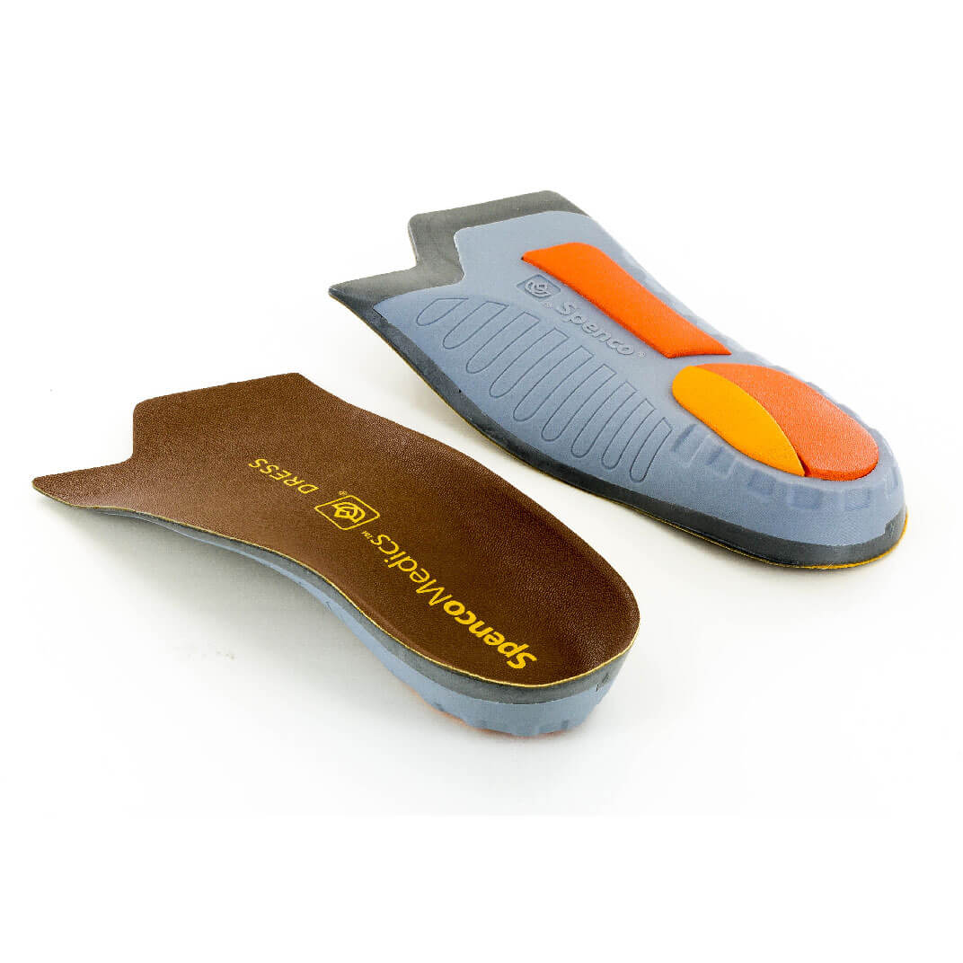 SpencoMedics® DRESS 3/4 Insoles